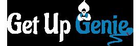 Get Up Genie Logo
